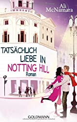 Tatsächlich Liebe in Notting Hill: Roman