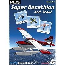 Flight Simulator 2004 - Super Decathlon & Scout [Edizione : Germania]