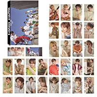 htrdjhrjy Unique 30Pcs Kpop NCT 127 New Album WE are Superhuman PhotoCard PhotoBook Poster LOMO Cards Gift for Fans(None NCT)