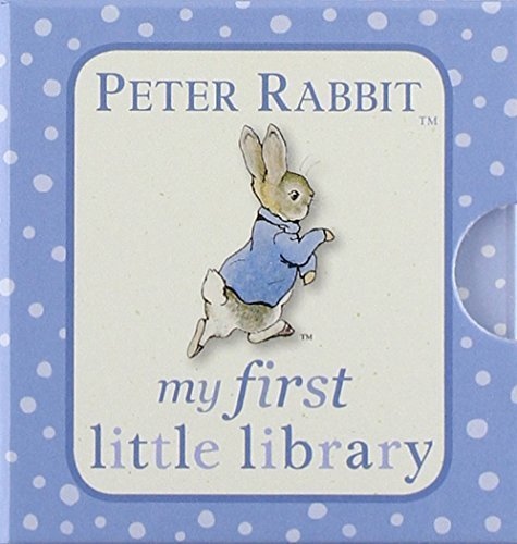 Peter Rabbit My First Little Library (PR Baby Books) by Beatrix Potter (2011-06-21)