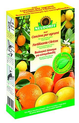 Neudorff Azet - Fertilizante cítricos,...
