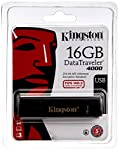 Protect your organization's portable data with Kingston's new, ultra-secure DataTraveler 4000 USB Flash drive. It's FIPS 140-2 Level 2 certified and features 256-bit AES hardware-based encryption in CBC mode. Complex password protection enforces devi...