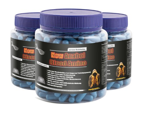 New Anabol Blood Amino!