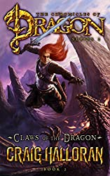 Claws of the Dragon (The Chronicles of Dragon, Series 2, Book 2) (Tail of the Dragon)