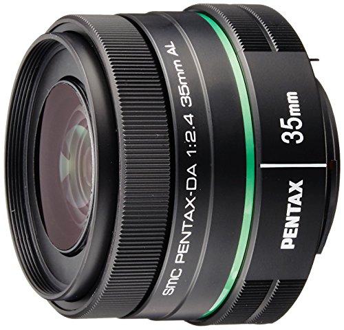 Pentax 27075114623 - Objetivo SMC para Pentax (distancia focal 35 mm, apertura f/2.4-22), negro