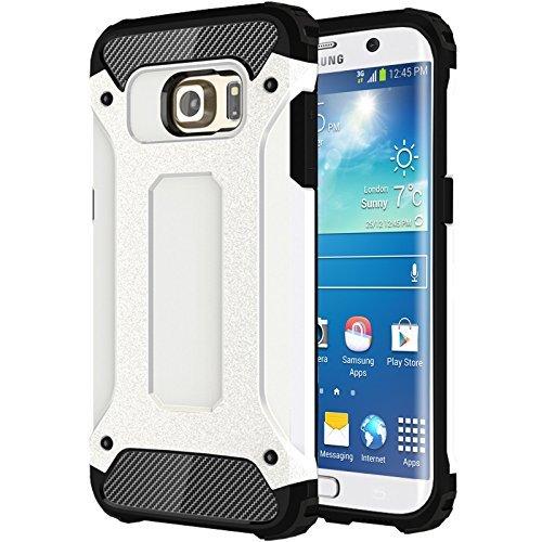 Finoo Hybridcase - Bleu, Iphone 6/6s blanc