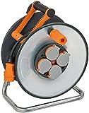 Brennenstuhl Professionalline Steelcore Kabeltrommel Bgi608 40M H07RN-F 3G1, 5 1 Stück, 9191400100