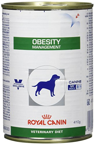 Royal canin Veterinary Diet Dog obesity comida para perro, paquete de 12