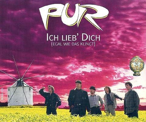 incl. Instrumental Version (Karaoke, Stadtfest etc.) (CD Single Pur, 3 Tracks)