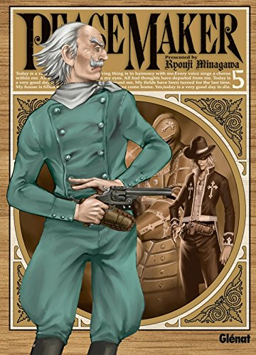 Peace Maker Vol.5 par MINAGAWA Ryûji