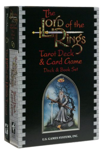 The Lord of the rings tarot deck & card game: Deck & book set