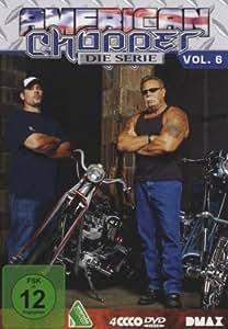 American Chopper - Die Serie, Vol. 6 [4 DVDs]