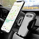 Support Téléphone Voiture U : Support Telephone Pour Voiture ,Rotation 360° Ventilation Support Voiture Universel pour iPhone XS MAX/XS/X/8/7/6s/6/SE/5,Samsung Galaxy S10/S9/Note10