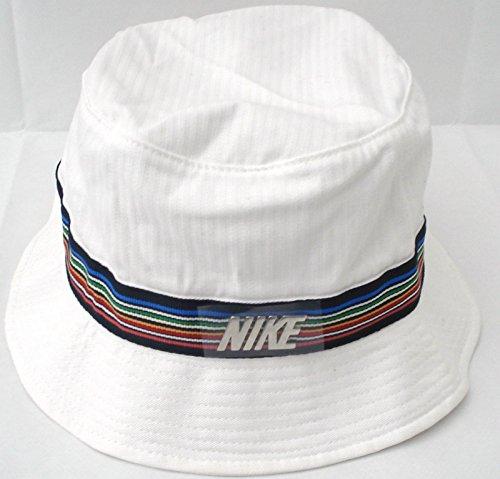 Nike Herren Fischerhut Weiß Weiß