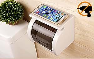toilettenpapierrollenhalter toilettenpapierhalter. Black Bedroom Furniture Sets. Home Design Ideas