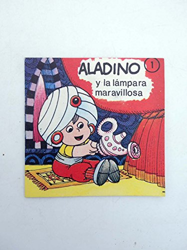 CUENTECITOS CLÁSICOS 1. Aladino Y La Lámpara Maravillosa. Druida