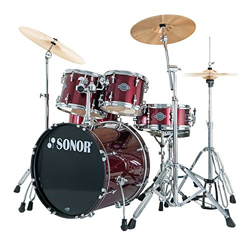 Sonor-Drum-Set-5Pcs-SMF-II-Stage-WR