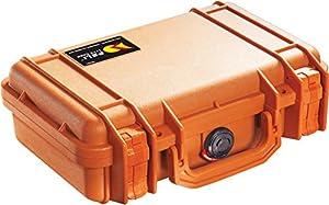 Peli 1170 avec Mousse, Orange