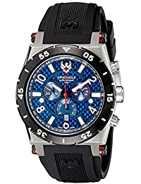 Swiss Eagle Analog Blue Dial Men's Watch - SE-9076-03