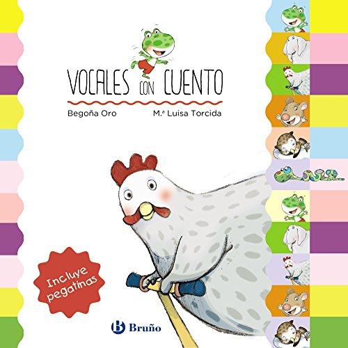 Vocales con cuento (Castellano - A Partir De 3 Años - Libros...