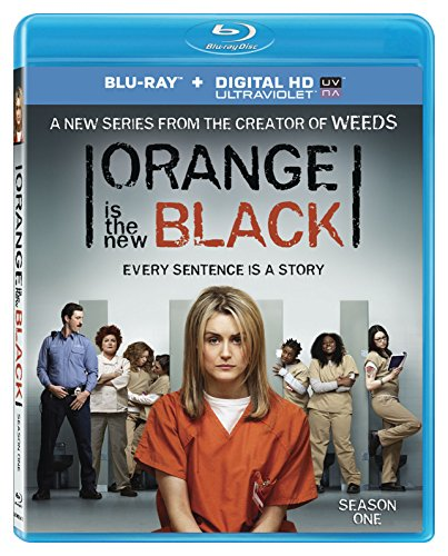Orange Is the New Black: Season 1 [USA] [Blu-ray]