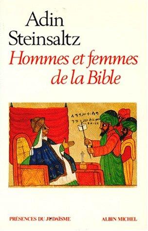 Hommes et femmes de la Bible