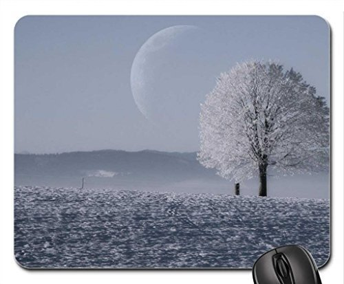 crescent-moon-mouse-pad-mousepad-winter-mouse-pad