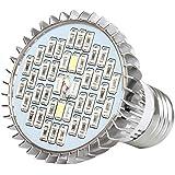 MagiDeal Lampe de Plante Lampe de Croissance LED Ampoule pr Fleur Horticole Brumisation Végétation - 30w