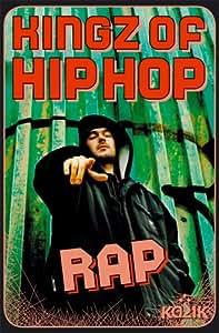 Kingz of Hip Hop - RAP Quartett: Das erste Hip-Hop-Kartenspiel