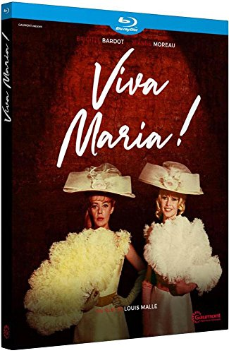 Viva Maria ! [Blu-ray]