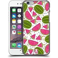 Head Case Designs Cocomero Stampe Frutta Cover Retro Rigida per