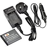 DSTE Li-50B Rechargeable Li-ion Battery + Charger DC16U for Olympus Stylus 1010, 1020, 1030, 9000, 9010, SP-720UZ iHS, SP-800UZ, SP-810UZ, SZ-10, SZ-11, SZ-12, SZ-15, SZ-16 iHS, SZ-20, SZ-30MR