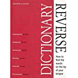 Reader's Digest Illustrated Reverse Dictionary