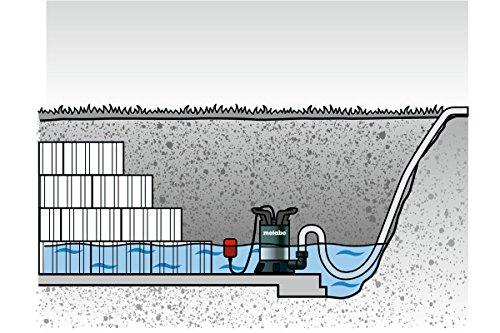 Metabo TP 8000 S Klarwasserpumpe - 5