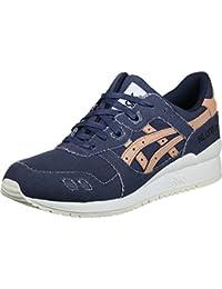 Asics - Gel Lyte III Platinum Collection Indigo Blue/Tan - Sneakers Hombre