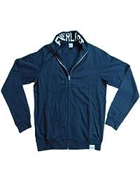 Everlast chaqueta hombre cremallera larga 22m230j09Jersey Azul (Blue), turquesa, XXL