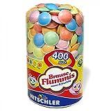 Hitschler Brizzl Ufos Frucht 400 Stück 480g