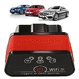 konnwei kw903WiFi Auto Professionale OBD2OBDII Dispositivo Diagnostico diagnostica Scanner Auto Tester di Multiplexer per Android iPhone