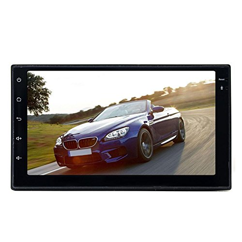 7 Inch GPS Navigation Car One Machine Quad-Core General Motors Car MP5 Player with Bluetooth
