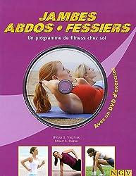 Jambes, Abdos, Fessiers : Un programme de fitness chez soi (1DVD)