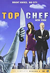 Top Chef: New York - Complete Season 5 [Import USA Zone 1]