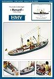 HMV 3319 Kartonmodell Museums-Tonnenleger Bussard