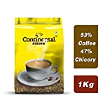 #3: Continental Strong Coffee Powder, 1Kg Bag