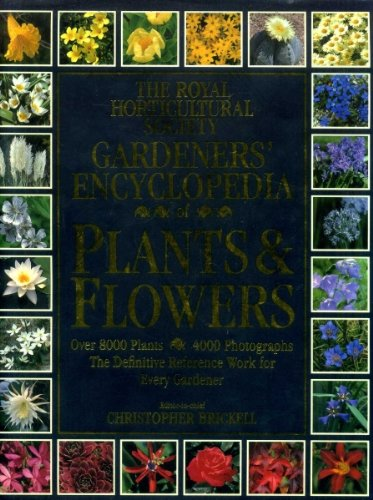 RHS Gardeners' Encyclopedia of Plants & Flowers por DK