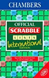 Chambers Official Scrabble Lists International