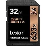 Lexar - LSD32GCB1EU633 - Pro Carte - SDHC UHS-I - 32 Go