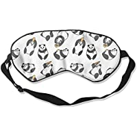 Comfortable Sleep Eyes Masks Food Panda Printed Sleeping Mask For Travelling, Night Noon Nap, Mediation Or Yoga preisvergleich bei billige-tabletten.eu