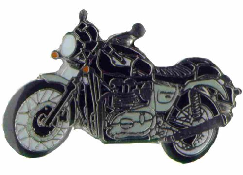 Euro-Roller Shop PIN Triumph Thruxton schwarz 2004