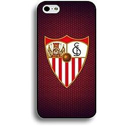 Sevilla Phone Funda,iPhone 6/iPhone 6S Cover,Football Culb Phone Skin,Sevilla FC Phone Funda,Hard Plastic Funda