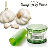 AKSH Nestwell Garlic Dicer Pro Garlic Peeler Vegetable Dicer Garlic Chopper Cutter